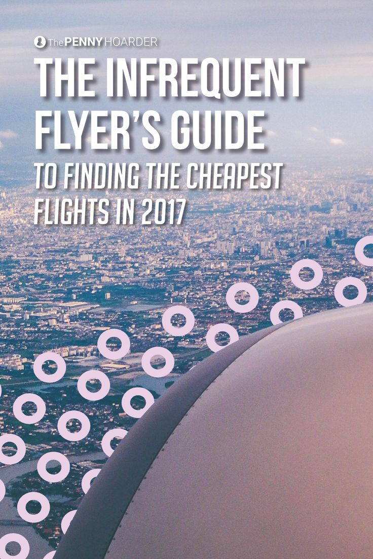 Frequent flyers seem to get all the great deals, but what about all the infrequent flyers out there? Here are our tips for getting cheap flight tickets when you don't fly very often.