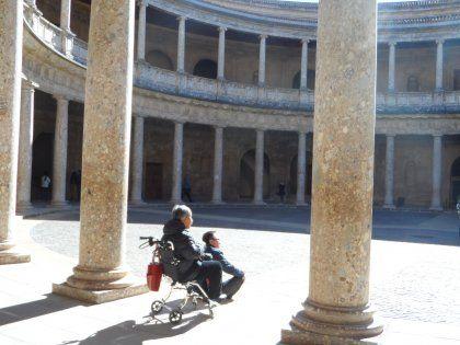 Tecnología y turismo dos realidades al servicio de las personas con discapacidad unidas en Málaga