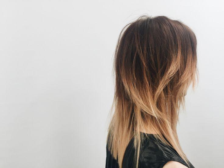 Como cortar el pelo en capaz;.... tutorial