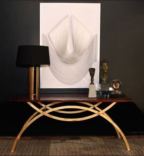 See our selection of unique console tables and get inspired to improve your home decor! See more interior design ideas here www.covethouse.eu