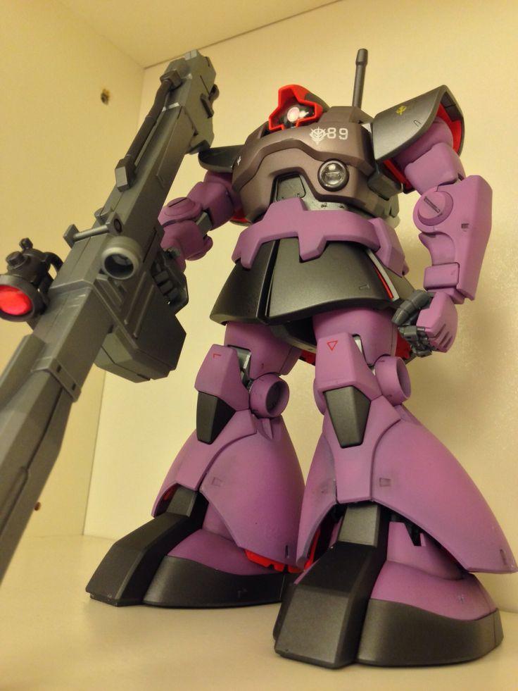 Bandai MG MS-09R Rick-Dom - 2