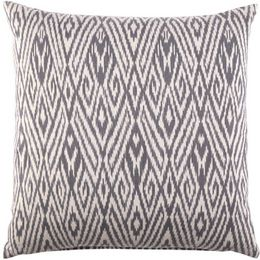 fog ikat pillow | outdoor lounge chairs