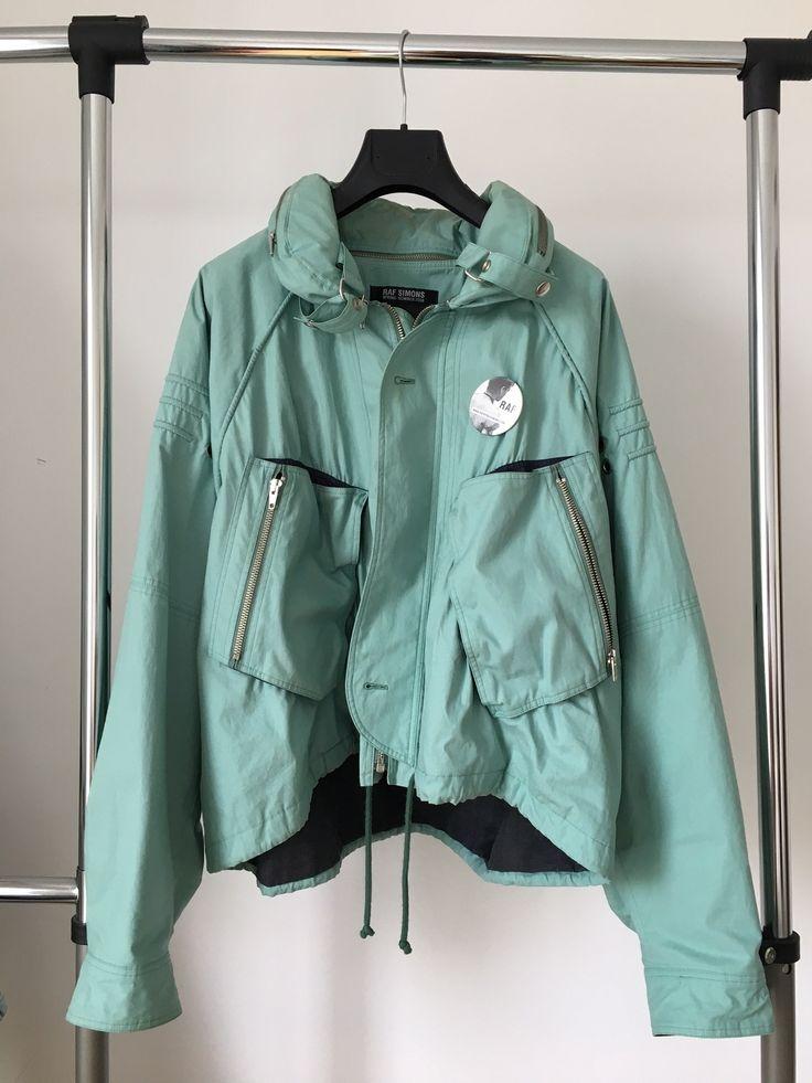 Raf Simons Raf Simons Jacket Ss06 Size L $1200 - Grailed