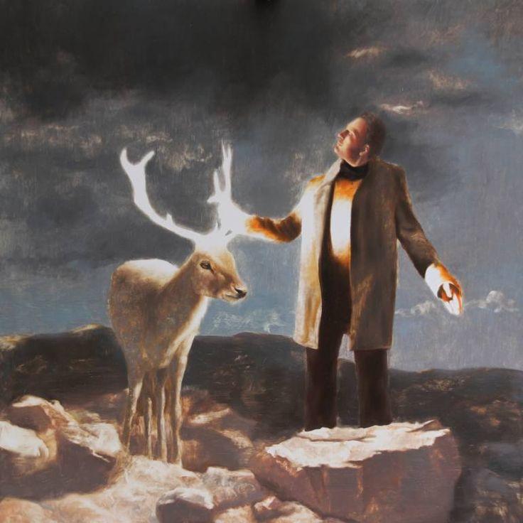 "Saatchi Art Artist Rudolf Kosow; Painting, ""Magic II"" #art"