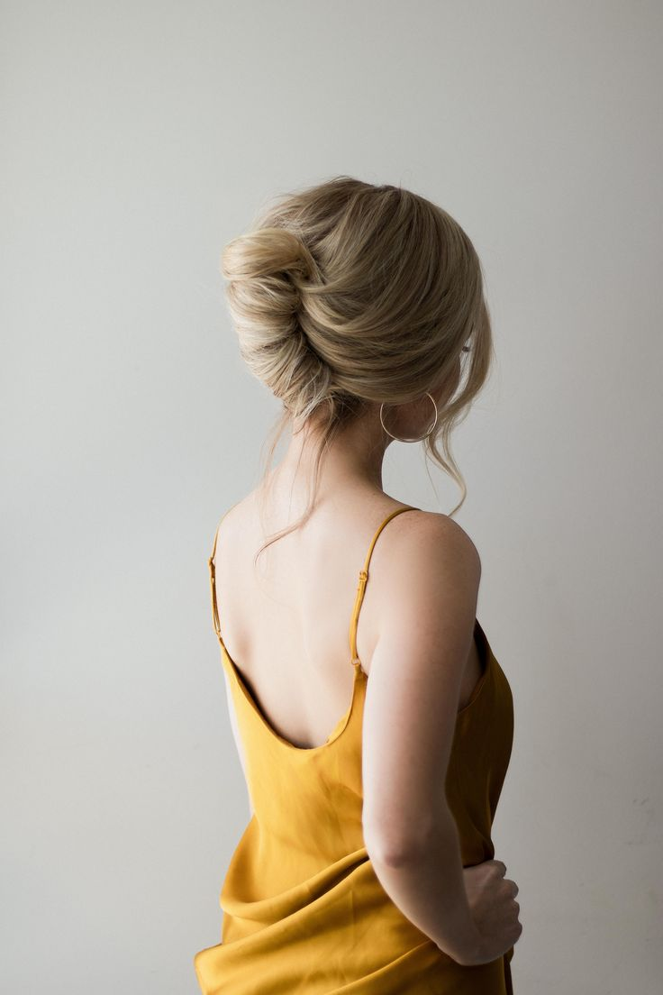 FRENCH ROLL HAIR TUTORIAL, THE PERFECT PROM HAIRSTYLE | www.alexgaboury.com