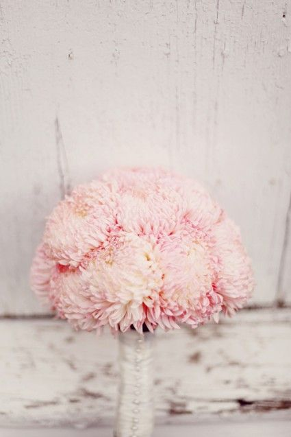 Single Flower Wedding Bouquet Inspiration | Washington DC Weddings, Maryland Weddings, Virginia Weddings :: United With Love™ :: Fresh Inspiration, Ideas and Vendors