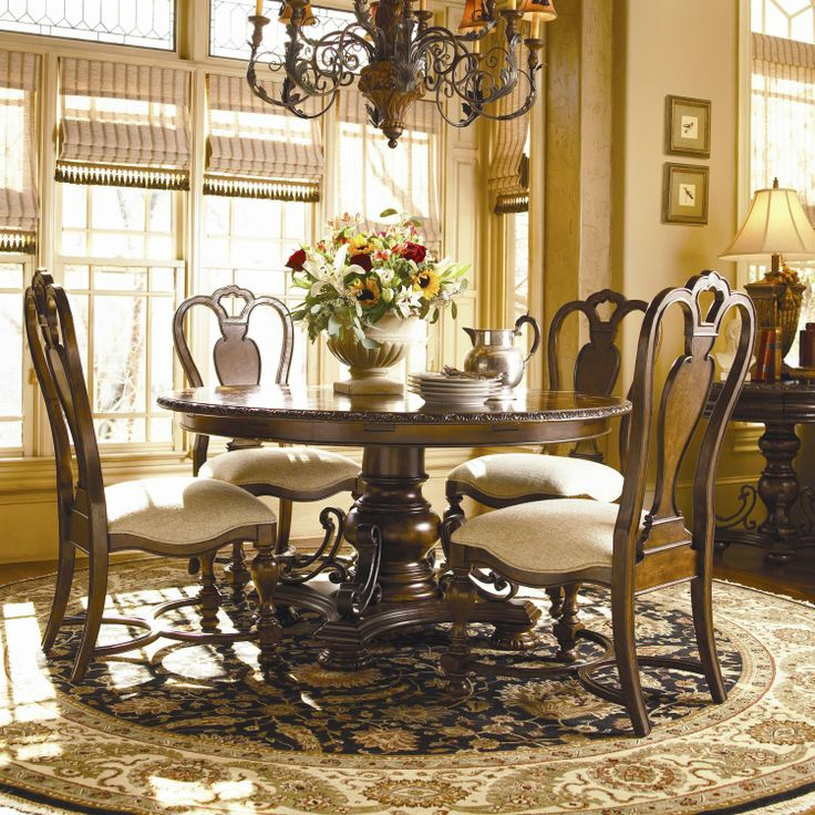 Round Dining Room Chairs Impressive Inspiration