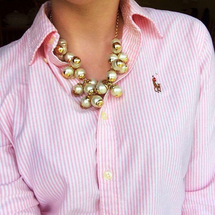 Preppy Fashion Inspiration : Photo