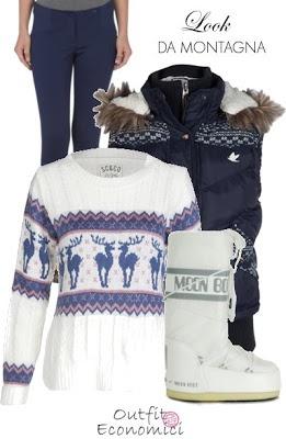 Outfit per la montagna...