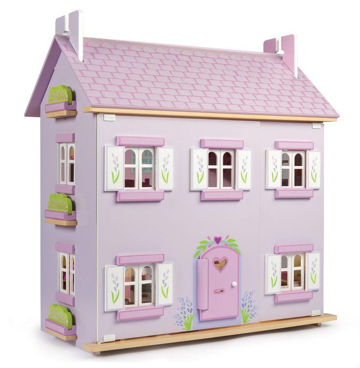 Le Toy Van Lavender Dolls House