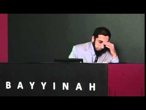 Why Do Men Get Beautiful Women In Paradise & What Will Women Get? - Nouman Ali Khan - lol!