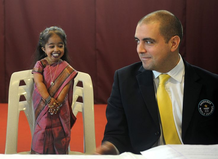 World's smallest woman Jyoti Amge joins the cast of American Horror Story season 4