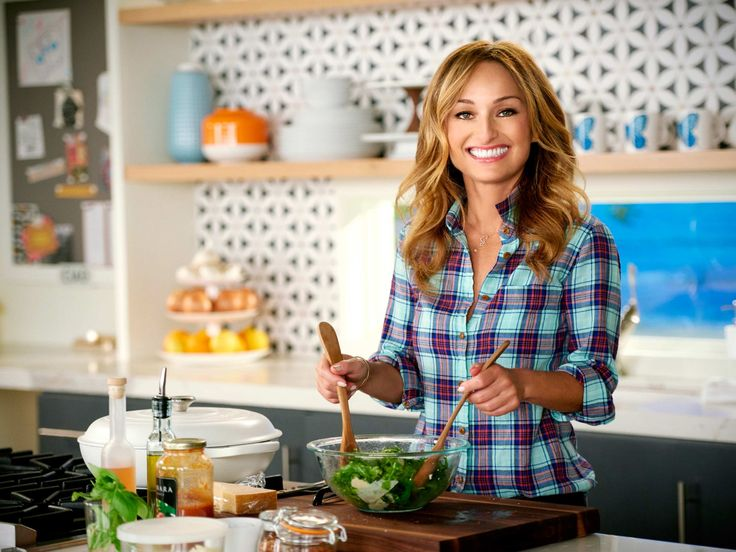 Giada De Laurentiis shares Italian recipes on Giada at Home and serves as a Food Network Star mentor and judge. Get her recipes on Food Network.