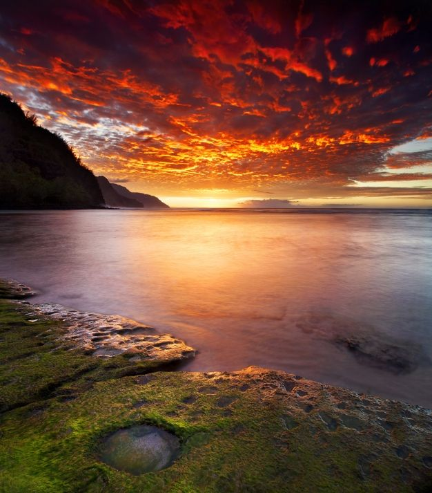 Peaceful Places In Hawaii: 69 Best Images About Kauai Hawaii On Pinterest
