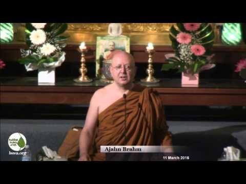 Contentment | Ajahn Brahm | 11 Mar 2016 - YouTube