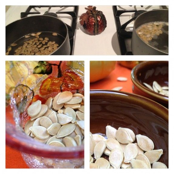 recipes with pumpkin seeds in them