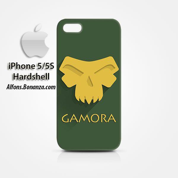 Gamora Superhero iPhone 5 5s Hardshell Case