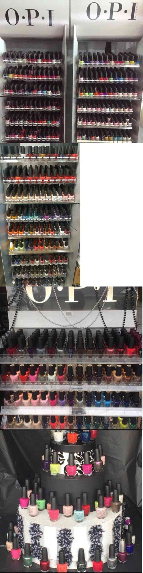Nail Polish: Opi Nail Polish Lot Of 100 Assorted Colors - 0.5 Oz Each New Authentic Wholesale -> BUY IT NOW ONLY: $249.99 on eBay!