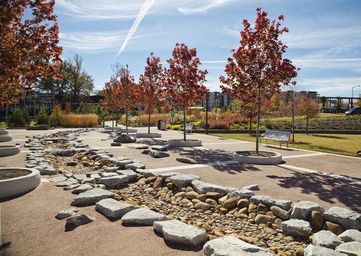 Superb Historic Fourth Ward Park Atlanta
