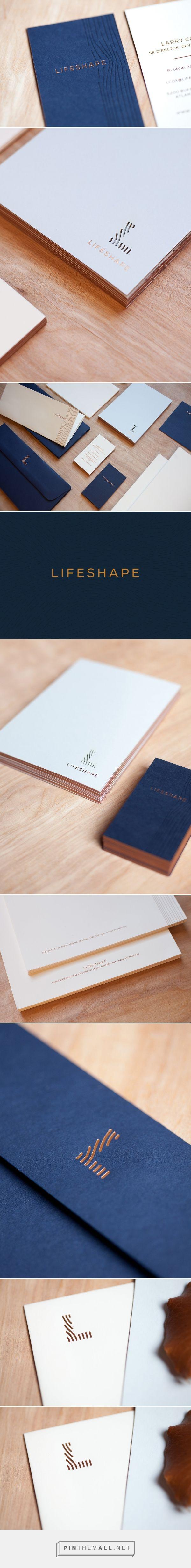 Lifeshape Branding by Peck & Company | Fivestar Branding – Design and Branding Agency & Inspiration Gallery