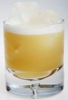 """Another of Pearson's whiskey-based cocktails created for Sepia's fall menu is the """"Boston Martha,"""" made with magnolia-and-oolong-tea-infused Irish whiskey, yellow chartreuse, honey, lemon, egg white..."""