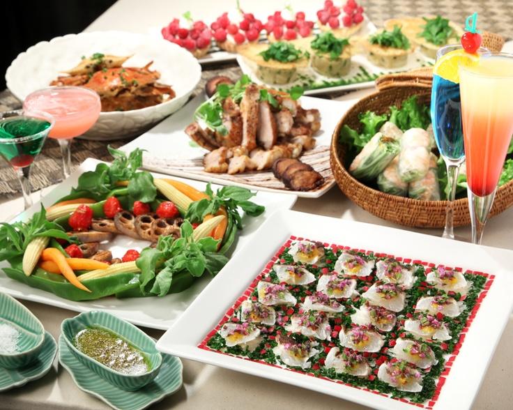 料理が豊富!  アジア料理やイタリア料理など、多国籍の料理を取り揃えています。  ここに来れば世界旅行気分!? vampire, kanagawa, japan