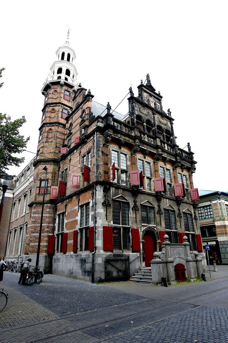Den Haag l City Hall l Groenmarkt l The Hague l Dutch l The Netherlands