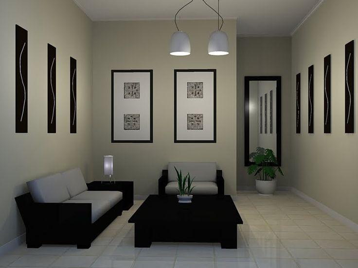 Contoh furnitur untuk ruang tamu