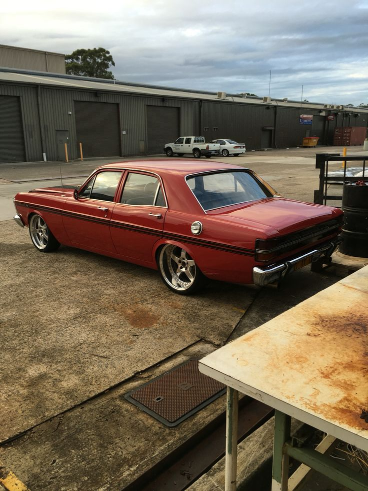 FORD FALCON XY GT PHASE 3