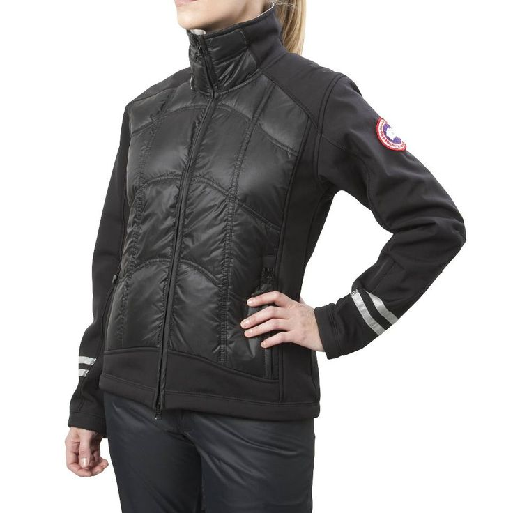 goose jacket women