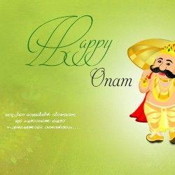 wish you happy onam best wishes