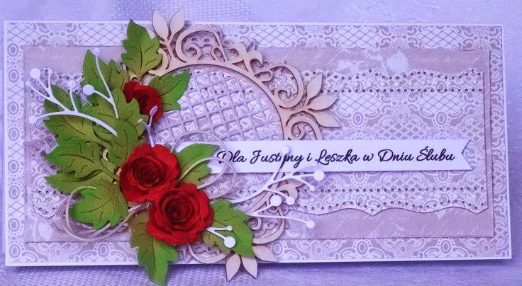 Mój mały świat: Kartka ślubna