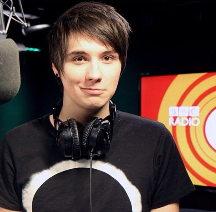 Daniel James Howell is 24 today!