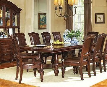 Steve Silver Antoinette 11 Piece Dining Room Set Is A Part Of Collection