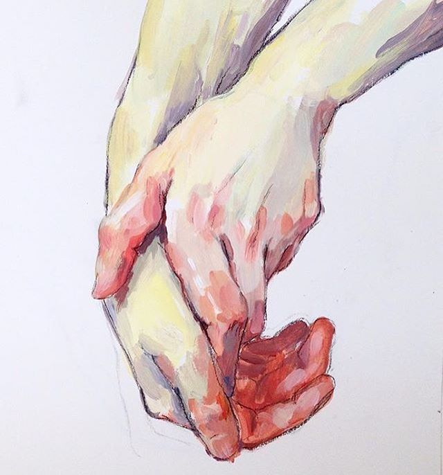 Work by @ellysmallwood - Follow: @art_assistance - Tag: #_tebo_ -