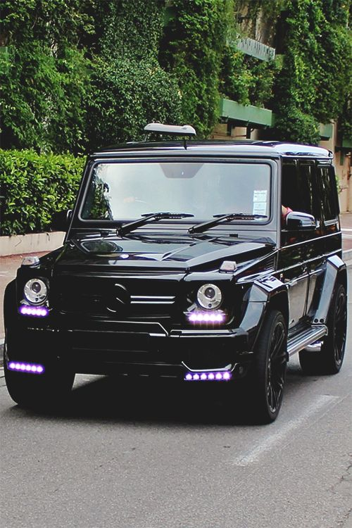 smart — Mercedes-Benz Barbus G 63 AMG. DREAM CAR- poppy