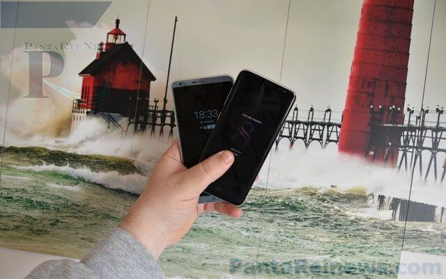 Confronto tra LG G6 e Galaxy S8: design contro robustezza