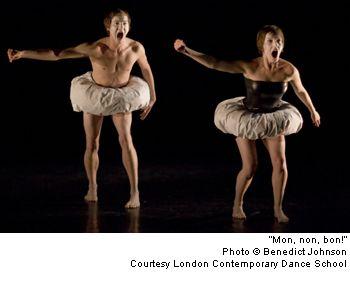 CriticalDance Ballet-Dance Magazine: London Contemporary Dance School Review
