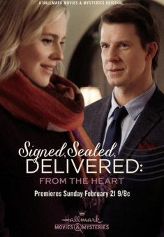 Signed, Sealed, Delivered: From the Heart - Christian Movie/Film - For More Info, Check Out Christian Film Database: CFDb - http://www.christianfilmdatabase.com/review/signed-sealed-delivered-heart/
