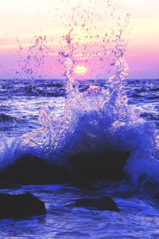 ☀-- sweet ɱemories of summer ♡ --☁☄ ocean photography, sunset at the beach