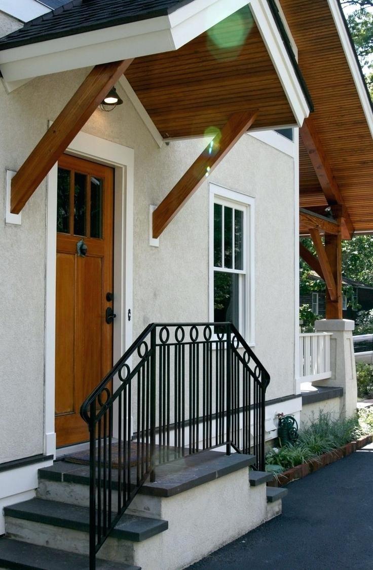 Back Door Awning Ideas Home Decor Metal Window Awnings Awning