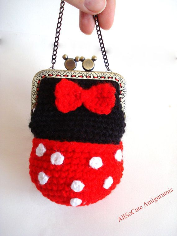 14 best Crochet Handbags images on Pinterest | Crochet tote ...