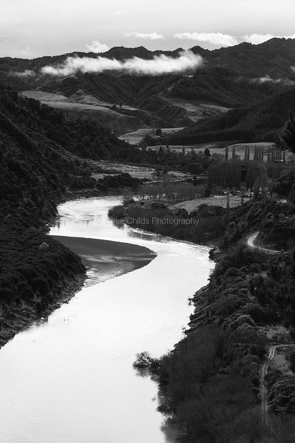 Whanganui River Road   © Elyse Childs Photography