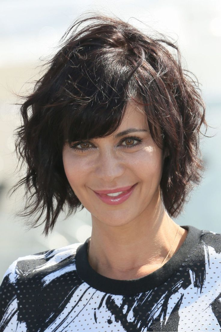 I love her hair like this!  Catherine Bell -as Cassie Nightingale, the Good Witch on Hallmark channel