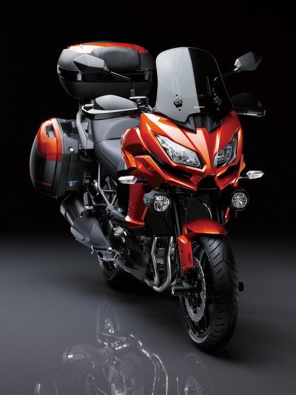 2015 KAWASAKI VERSYS 1000 LT acceleration