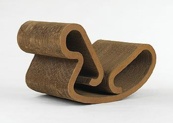 Frank Gehry Easy Edges Rocking Chair Rocking Chairs Usa And Furniture