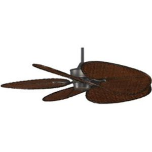 FMAD3250BA/FISD1A Islander Large Fan (52'' to 59'') Ceiling Fan - Bronze Accent/Antique