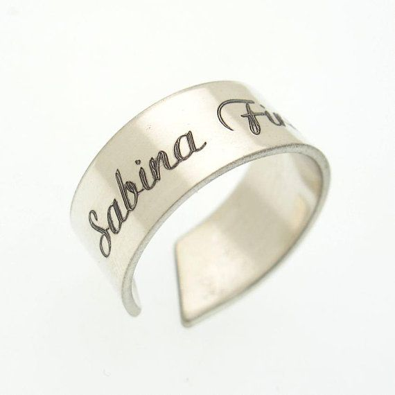 Personalised Jewellery FREE Engraving Womens Bracelet Christmas Birthday Gifts