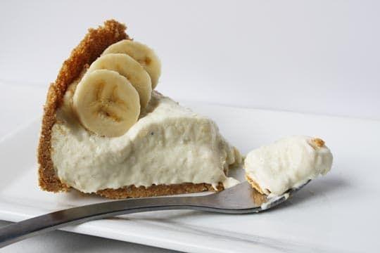 Icebox Banana Cheesecake — Recipe Review
