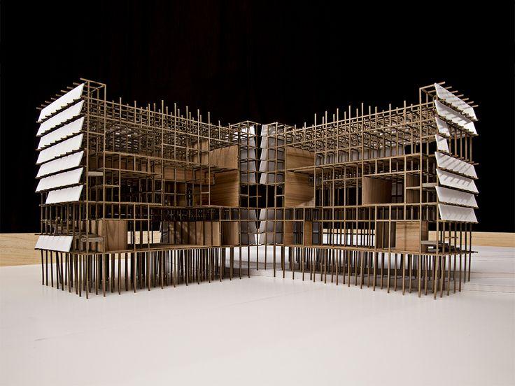 Galería de De la poética a la eficiencia modular: exposición en Chile presenta las posibilidades tectónicas de la madera - 16
